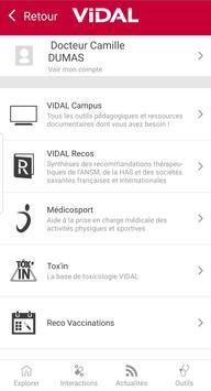 VIDAL Mobile Ekran Görüntüsü 2