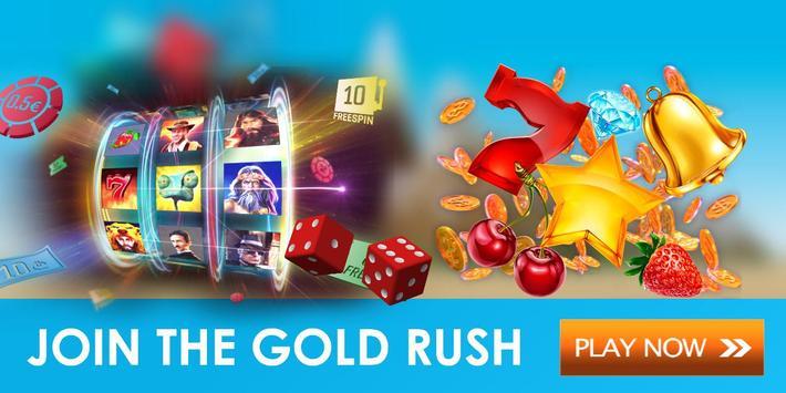 WUΝDΕRlNΟ – Join the Gold Rush poster