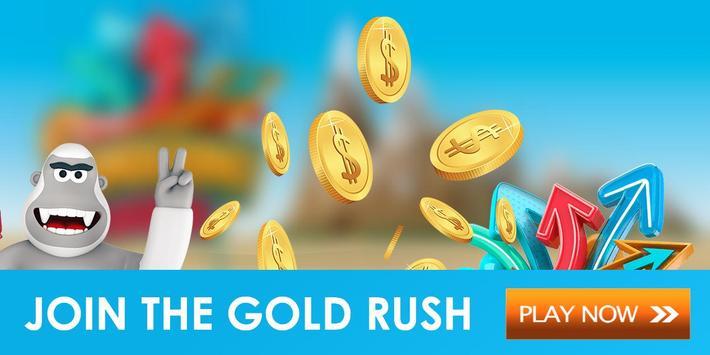 WUΝDΕRlNΟ – Join the Gold Rush screenshot 1