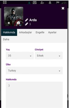 Mobilchatr.com - İzmir Chat screenshot 1