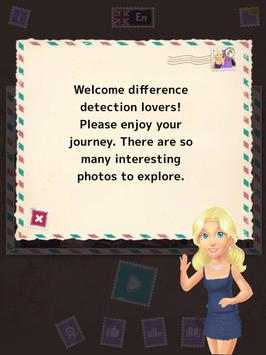 Find the Differences Quiz Planet: Scandinavia screenshot 8