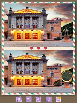 Find the Differences Quiz Planet: Scandinavia screenshot 20