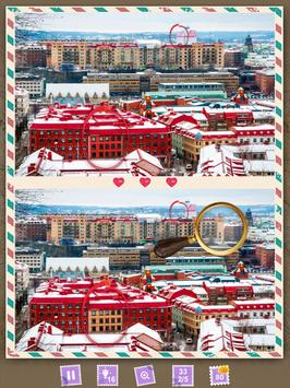 Find the Differences Quiz Planet: Scandinavia screenshot 22