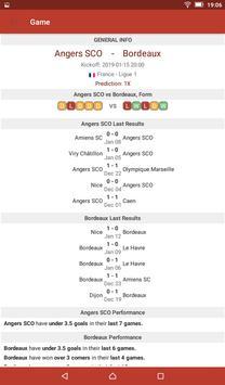 Football Tips & Stats - A Football Report screenshot 12