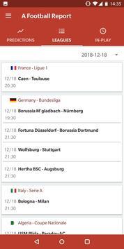 Football Tips & Stats - A Football Report screenshot 3
