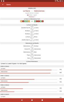 Football Tips & Stats - A Football Report screenshot 8