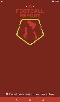 Football Tips & Stats - A Football Report تصوير الشاشة 4