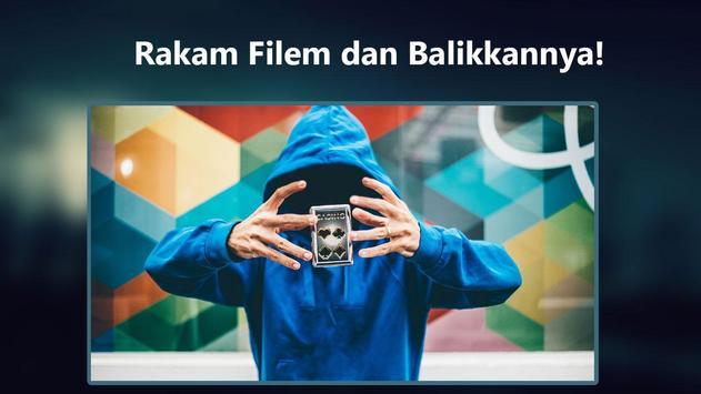 Filem Balikan: video ajaib syot layar 13