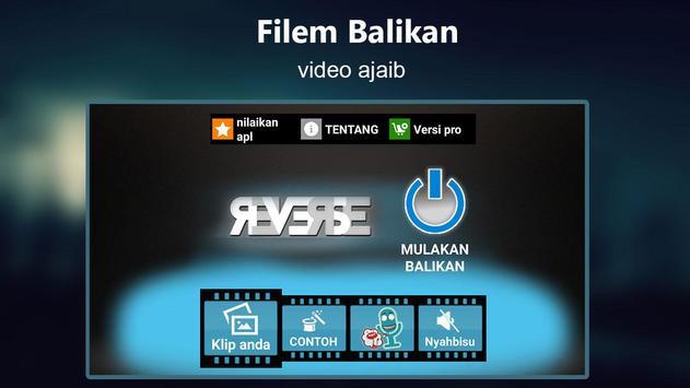 Filem Balikan: video ajaib syot layar 5