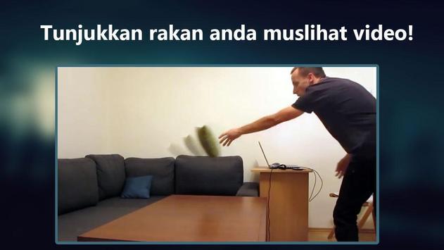 Filem Balikan: video ajaib syot layar 7