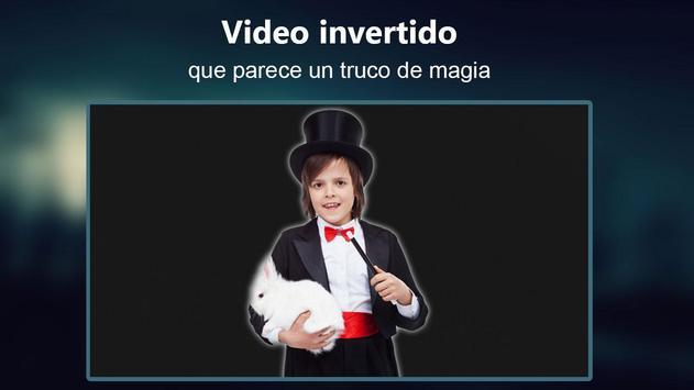 Película Invertida video magia captura de pantalla 8