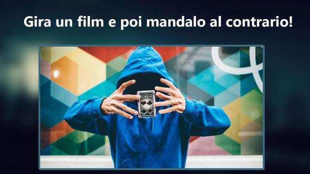 12 Schermata Film all'inverso: video magici