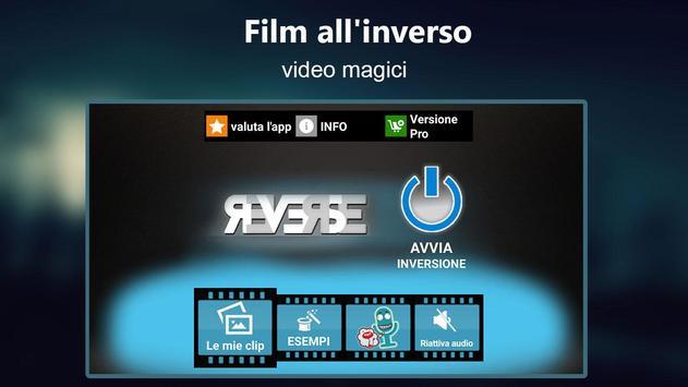 9 Schermata Film all'inverso: video magici