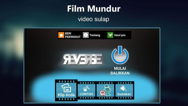 Film Mundur: video sulap screenshot 1