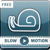 Эффект замедленной съёмки иконка