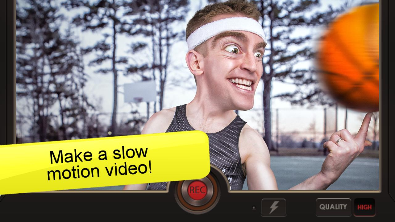 App apk terbaru Slow Motion Video FX