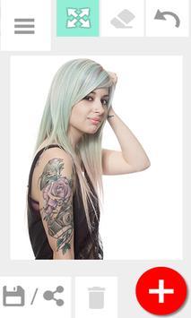 Tattoo my Photo plakat
