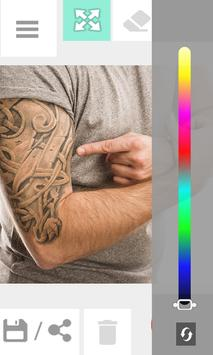 Tattoo my Photo screenshot 2
