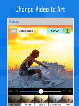 V2Art: video effects and filters, Photo FX 截图 7