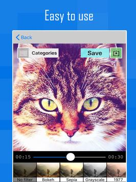V2Art: video effects and filters, Photo FX 截图 9