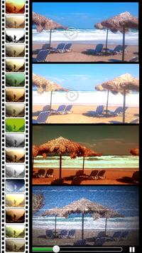 V2Art: video effects and filters, Photo FX Ekran Görüntüsü 4