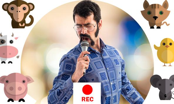 Video Voice Changer الملصق