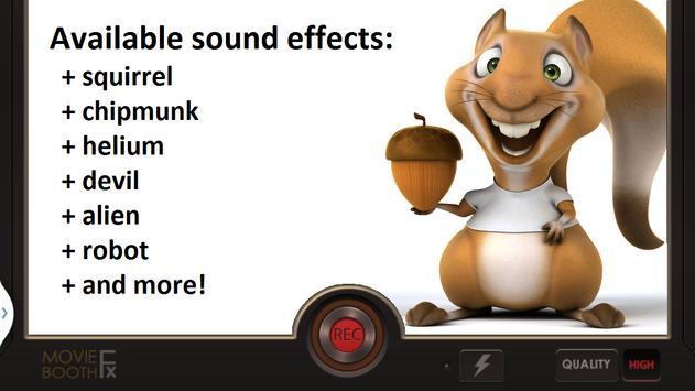 Video Voice Changer screenshot 1