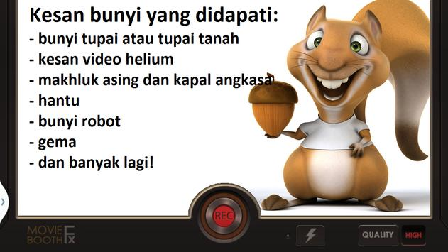 Video Voice Changer syot layar 3