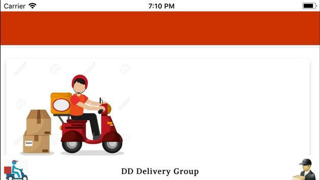 DD Delivery screenshot 8