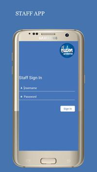 Hudson Automotive Back Office App poster