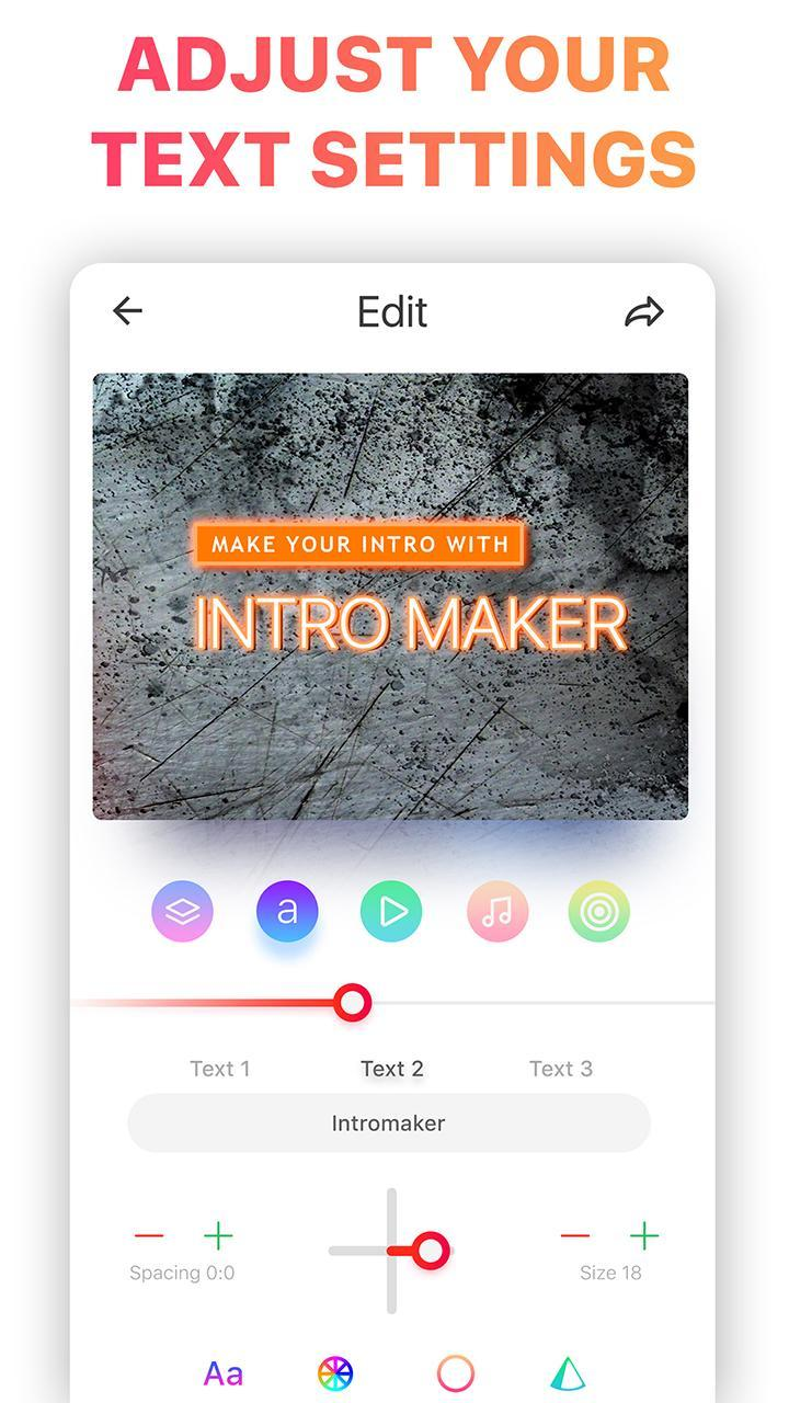 Intro Music Video Maker Film FX Editor For Youtube for Android - APK