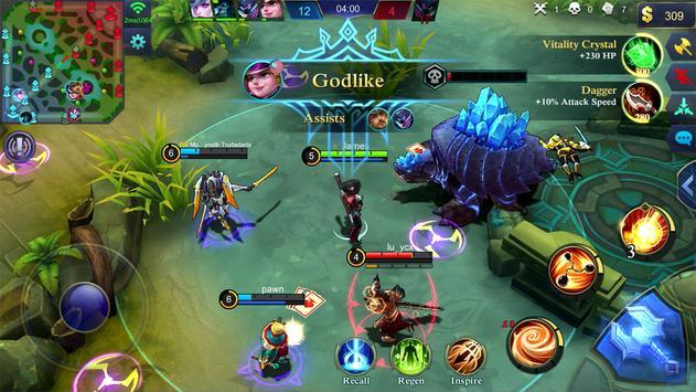 Mobile Legends: Bang Bang скриншот 4