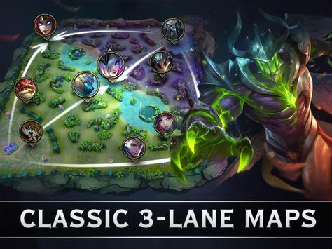 Mobile Legends: Bang Bang capture d'écran 6