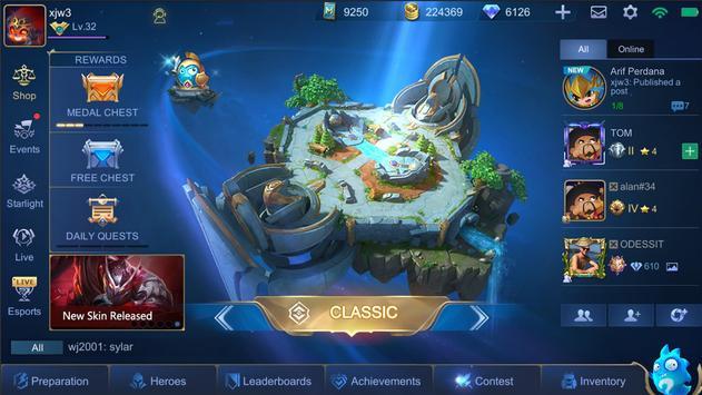 Mobile Legends: Bang Bang screenshot 7