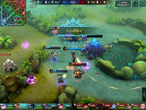 Mobile Legends: Bang Bang capture d'écran 9