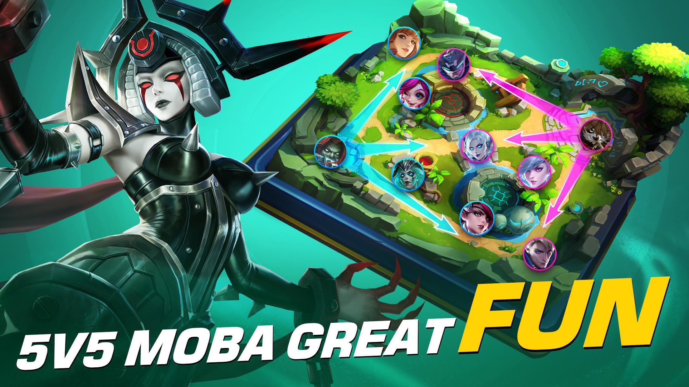 Mobile Legends Bang Bang Apk Download Free Action Game