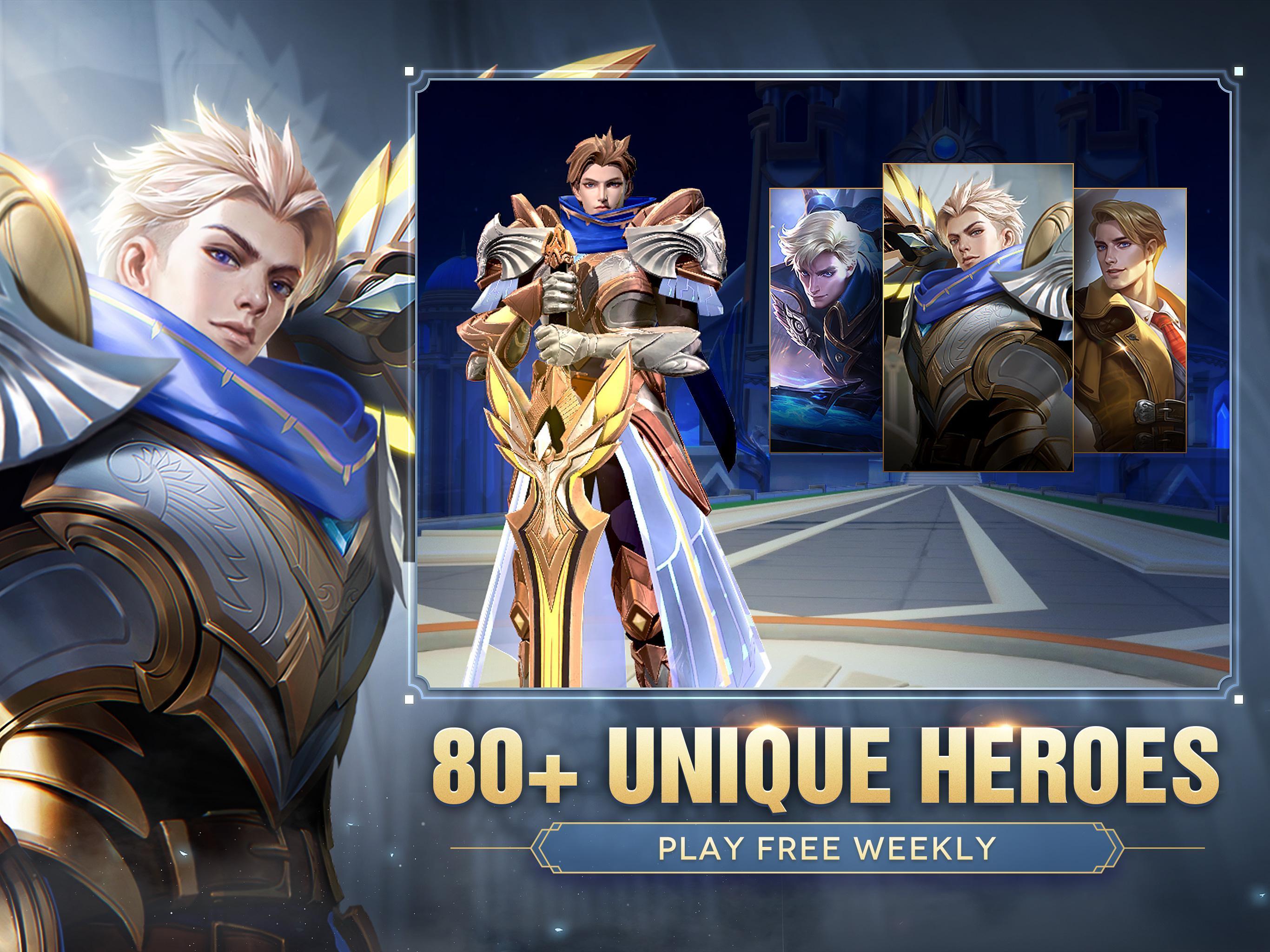 Mobile Legends: Bang Bang screenshot 1
