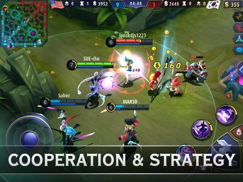 Mobile Legends: Bang Bang скриншот 12
