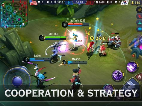 Mobile Legends: Bang Bang capture d'écran 12