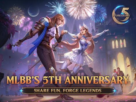 Mobile Legends: Bang Bang screenshot 16