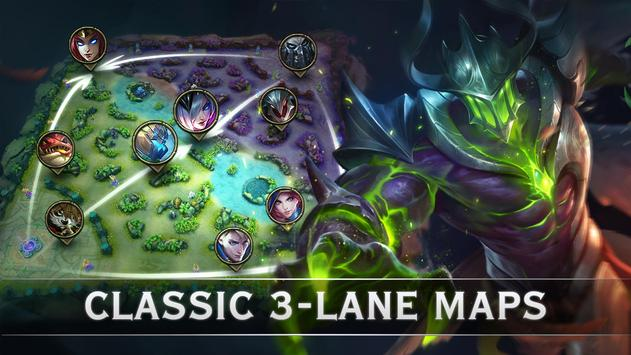 Mobile Legends: Bang Bang capture d'écran 1