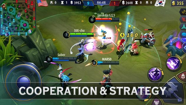 Mobile Legends: Bang Bang capture d'écran 2