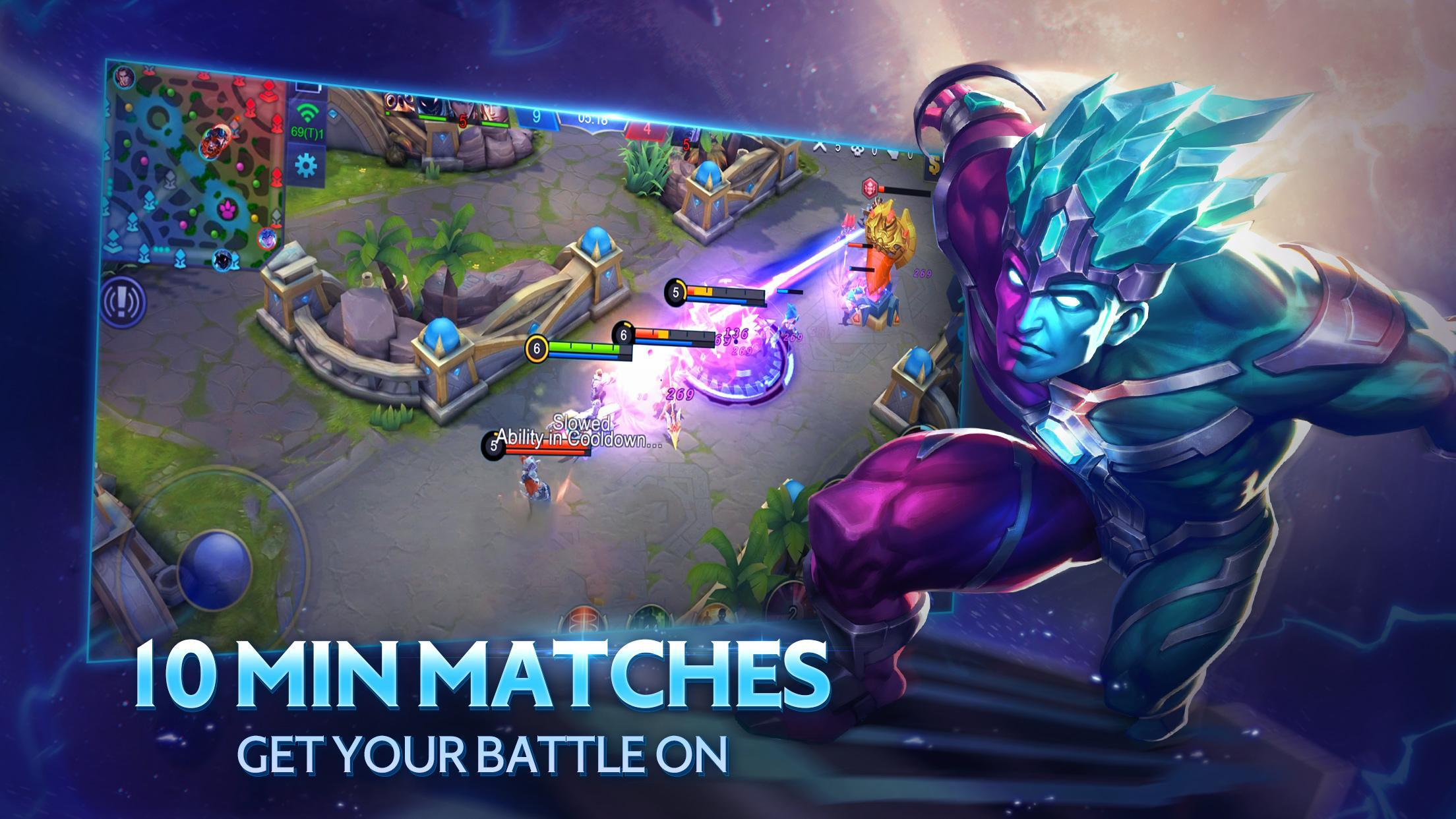 Mobile Legends: Bang bang APK Download - Free Action GAME