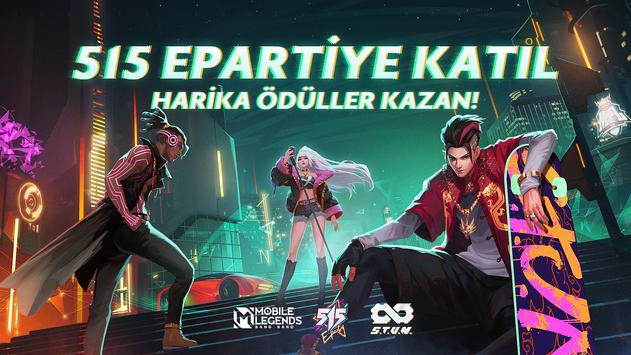 Mobile Legends: Bang Bang gönderen