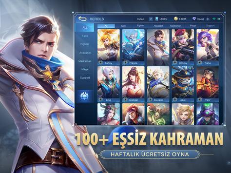 Mobile Legends: Bang Bang Ekran Görüntüsü 18
