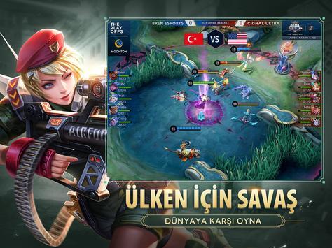 Mobile Legends: Bang Bang Ekran Görüntüsü 19