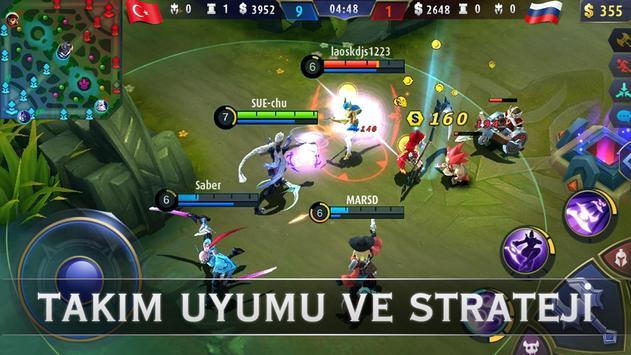 Mobile Legends: Bang Bang Ekran Görüntüsü 2