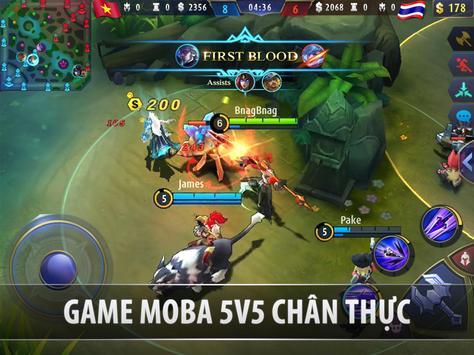 Mobile Legends: Bang Bang ảnh chụp màn hình 5