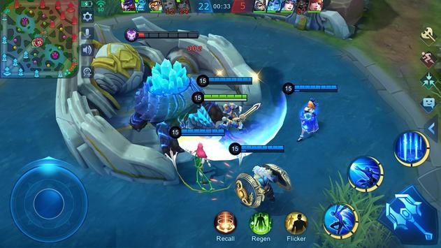 Mobile Legends: Bang Bang تصوير الشاشة 6