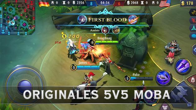 Mobile Legends: Bang Bang Plakat